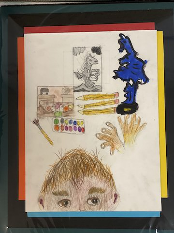 Aidan Holcroft, The Weiss School, Grade 3