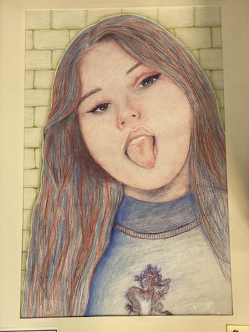 Kaylah Goldenberg, Independence Middle, Grade 8